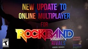Rock Band Rivals Online Quickplay Now Available
