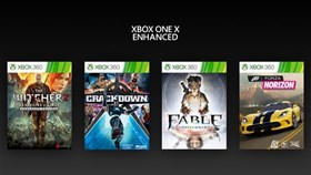 Four More Xbox 360 Titles Enhanced On Xbox One X