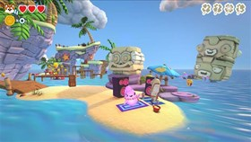 Super Lucky's Tale Gilly Island DLC Released Today