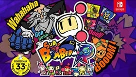 SUPER BOMBERMAN R Listed on Xbox One Store