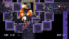 Triverske Releases Free Update For Twin-Stick Shooter Circuit Breakers