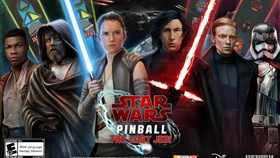 Two Star Wars: The Last Jedi Tables Announced for Pinball FX3