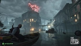The Sinking City Teaser Trailer