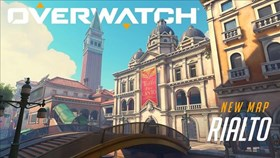 Overwatch Patch Adds Rialto Map and More
