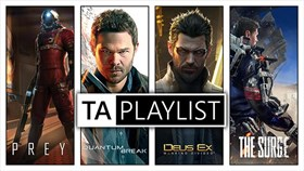 Vote Now for June 2018's TA Playlist Game -- It's Sci-Fi Month