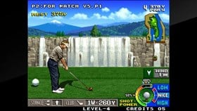 ACA NEOGEO TOP PLAYER'S GOLF Achievement List Revealed