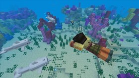 Minecraft Update Aquatic Phase One Available Now