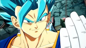 SSGSS Vegito and Fused Zamasu Dated for Dragon Ball FighterZ