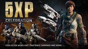 Gears of War 4 Gets a Week of Quintuple XP